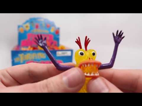 Finger Monsters Unboxing - Archie McPhee