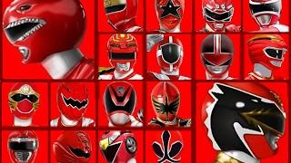 טופ5 רנגרים אדומים שאני הכי אוהב!