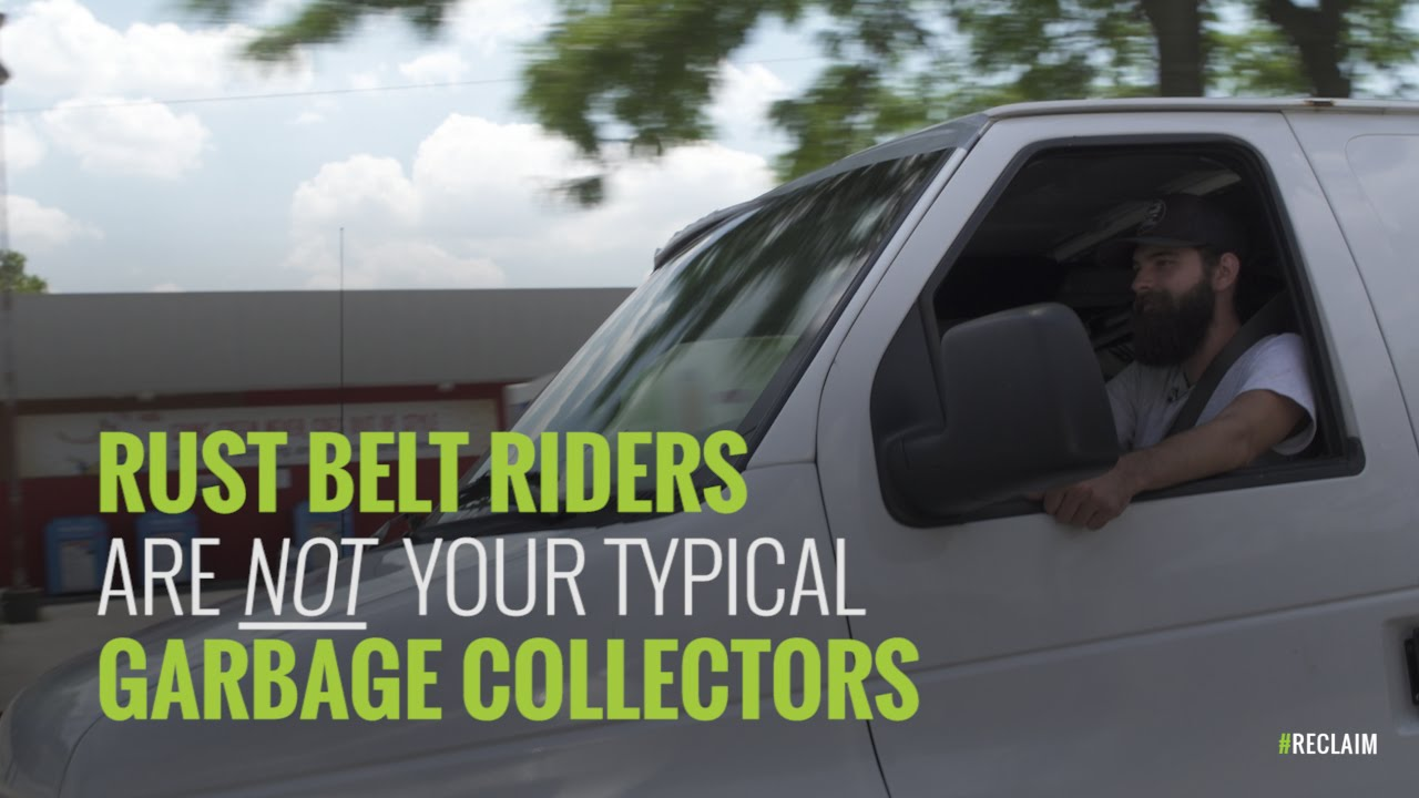 Who are the Rust Belt Riders?