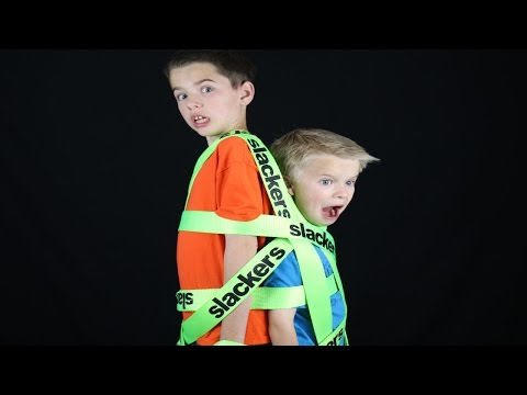 Slackers Slackline- Unboxing, Review, and Challenges