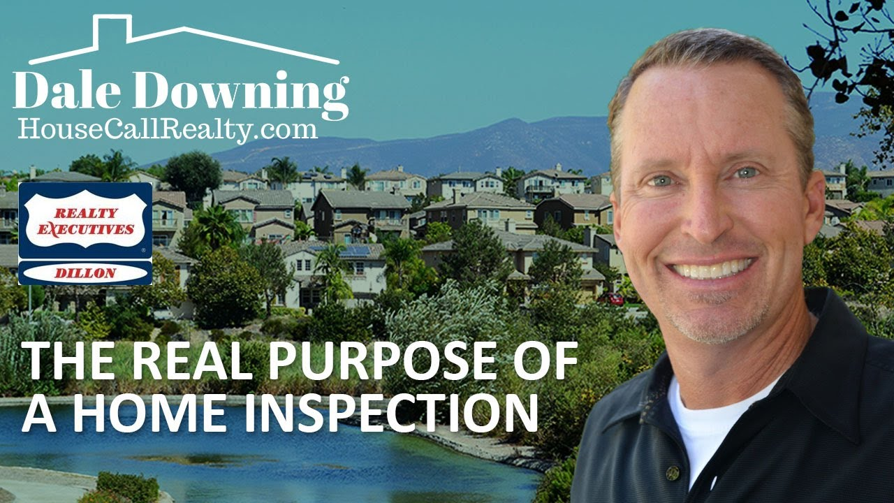 Whats the Real Purpose of a Home Inspection?