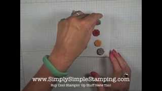 Simply Simple PRESSED CLAY By Connie Stewart