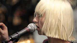 The Joy Formidable - The Greatest Light Is The Greatest Shade (Live on KEXP)
