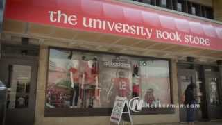 University Book Store - Neckerman Agency Partnership Commercial