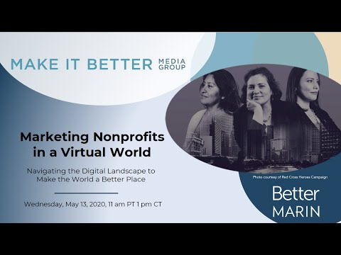 Marketing Nonprofits in a Virtual World