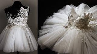 DIY / Flower Girl Dress....Easy To Make!