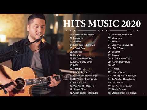 Top Hits 2020 - Best English Music Playlist 2020 - Rihanna, Ed Sheeran, Shawn Mendes, Maroon 5