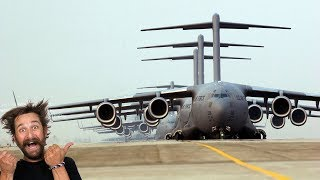 12 Monster Planes That Dominate The Skies