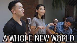 A Whole New World - Aladdin | Jason Chen x Arden Cho