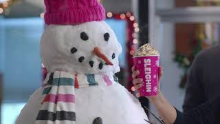 Dunkin Holiday Ads Are Up and Running!