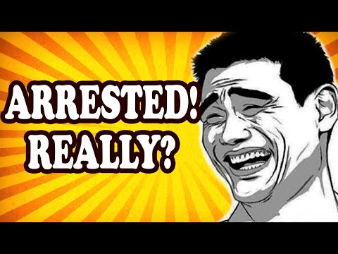 Top 10 Internet Jokes that Got People Arrested — TopTenzNet