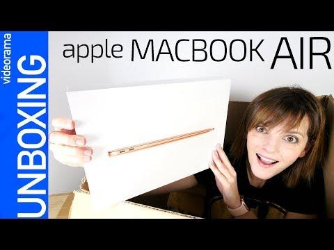 Apple MacBook Air unboxing -¿renovación (in)SUFICIENTE?-