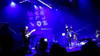 Marillion - Cover My Eyes / Hooks In You (Teatro Metropolitan, México)
