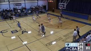 Mike White Goes Coast-to-Coast - CBA vs. Freehold Twp / Jan. 07