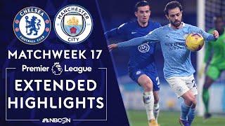 Chelsea v. Manchester City | PREMIER LEAGUE HIGHLIGHTS | 1/3/2021 | NBC Sports