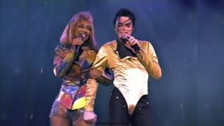 Michael Jackson - I Just Can't Stop Loving You - Live Argentina 1993 - HD
