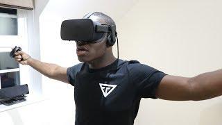 VR HORROR!