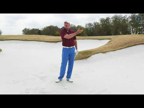 Pitch Perfect - Bunkers: The Greenside Bunker Shot