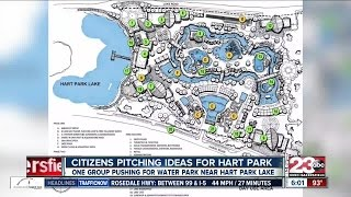 Citizens pitching improvement ideas for Hart Park