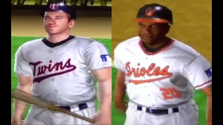 Home Run Showdown Harmon Killebrew Vs. Frank Robinson