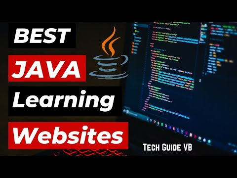 Best Java Learning Websites(2021) For Free | Top 7 Websites To Learn Java Programming For Beginners