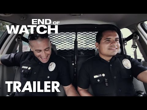 Video trailer för End Of Watch | Trailer 2 | Global Road Entertainment
