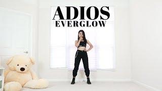 EVERGLOW (에버글로우)   Adios   Lisa Rhee Dance Cover