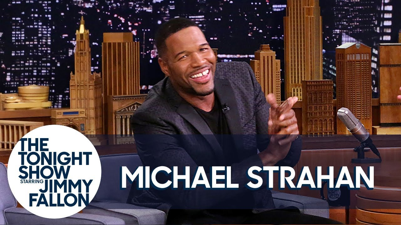 Michael Strahan Sliced Off His Pinky in a Car Lift thumbnail