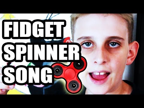 FIDGET SPINNER SONG for KIDS (by Misha)