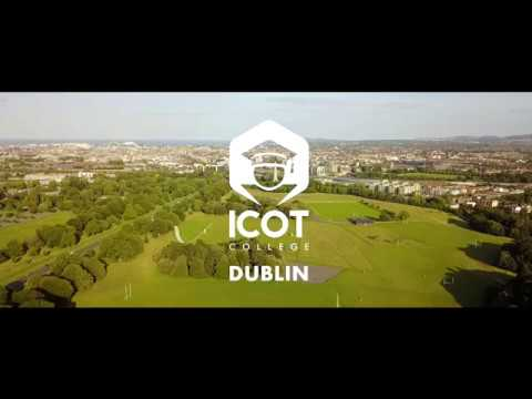 ICOT College Dublin - Study with us!