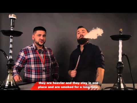 HOOKAH BOSS - Episode 39: Preparing a bowl of tobacco tangiers