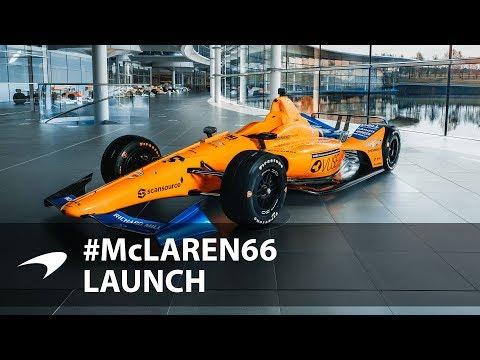 Indy 500 | #McLaren66 Reveal