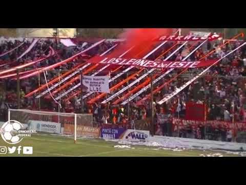 """""""Chacarero San Martin de Mendoza"""" Barra: Los Leones del Este • Club: San Martín de Mendoza"""