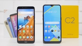 Xiaomi Redmi 7A vs Realme C2 Compared Best Budget Smartphone