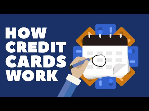 """Video How Credit Cards Work: Billing Cycle and """"Grace Period"""""""