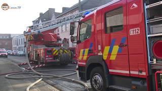 Incendie à Marcinelle