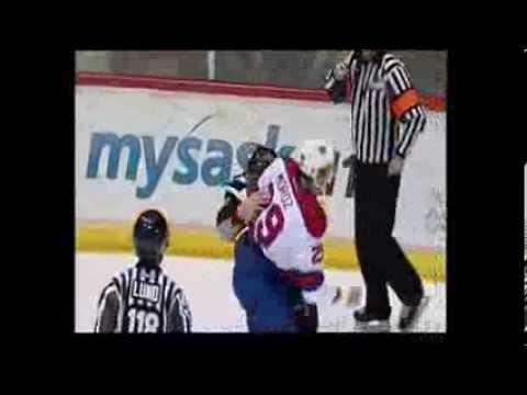 Tyler Bell vs. Mitch Moroz