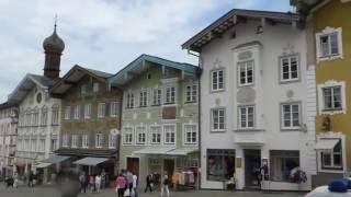 Der Leierkastenmann von Bad Tölz