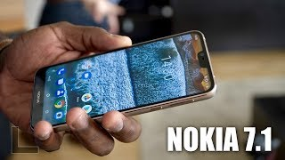 Top 5 Features of the Nokia 7.1 - Best Budget Phone?