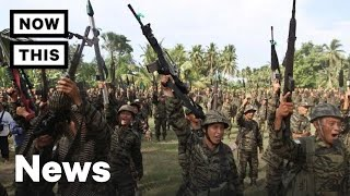 What You Need to Know About ISIS and the Conflict in the Philippines | NowThis