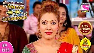 Taarak Mehta Ka Ooltah Chashmah - Full Episode 1233 - 15th September, 2018
