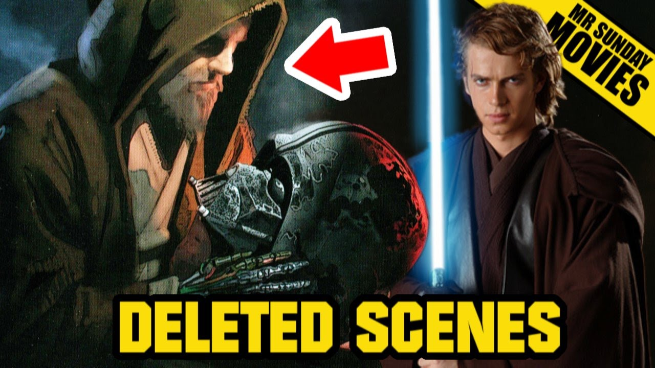 So, What Did The Filmmakers Cut From Star Wars: The Force Awakens?