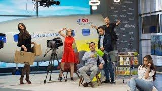 "1 kafe me Labin me aktoret e serialit ""O sa mire"" 21.05.2017"
