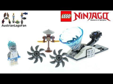 Vidéo LEGO Ninjago 70683 : Spinjitzu Slam - Zane