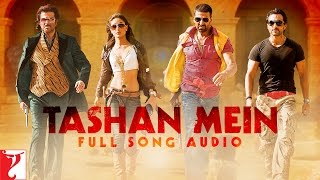Tashan Mein - Full Song Audio   Tashan   Vishal Dadlani