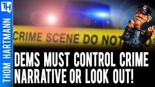 Is New Crime Wave Panic Fake News (w/ Katrina vanden Heuvel)