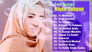 MAULANA, DEEN ASSALAM - FULL ALBUM SHOLAWAT NISSA SABYAN TERBARU 2019.