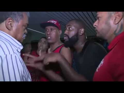 Flamengo: Urgente; Torcedores fazem protesto no embarque do time para o Ceará