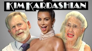 Elders React to Kim Kardashian