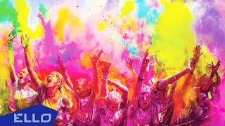 DJ Alliance - The Color Run Moscow / ELLO UP^ /
